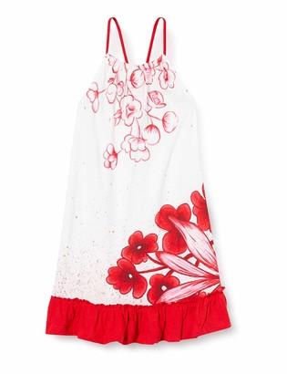 Desigual Girls' Vest_Mexico Dress