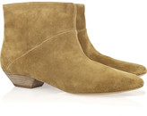 Belle Sigerson Morrison Suede ankle boots
