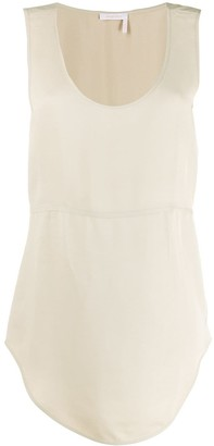 See by Chloe Panelled Tank Top