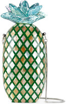 Isla pineapple shape clutch