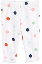 Splendid Infant Girl's Polka Dot Leggings