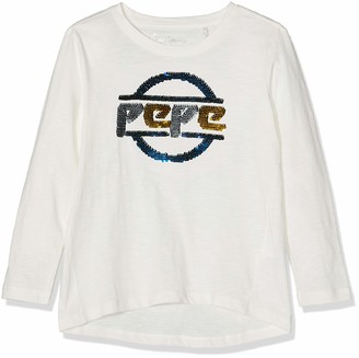 Pepe Jeans Girls' Heidi Jr Pg501948 T-Shirt