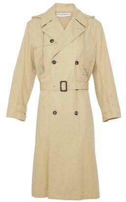 J.W.Anderson Hooded trench coat