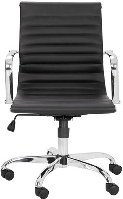 Julian Bowen Gio Faux Leather Office Chair