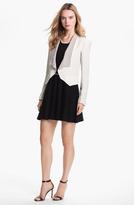 Rebecca Minkoff 'San Diego' Silk Blazer