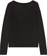 Equipment Calais Cashmere Sweater - Black