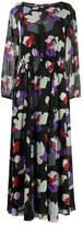 Emporio Armani Chiffon Long Dress