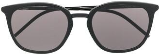 Saint Laurent Slim round-frame sunglasses