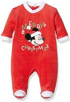 Disney Baby Mickey Mouse Pyjama Set,(Manufacturer Size:6 Months)