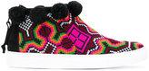 Joshua Sanders Namibia sneakers