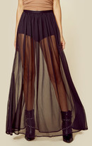 The Jetset Diaries ara maxi skirt