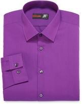 Jf J.Ferrar JF Long-Sleeve Easy-Care Solid Dress Shirt - Big & Tall