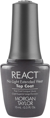Morgan Taylor React Extended Wear Top Coat