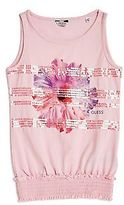 GUESS Avery Floral Tank (7-14)