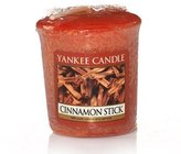 Yankee Candle Cinnamon Stick Sampler Votive Candle