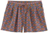 Promod Patterned crêpe shorts