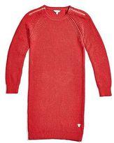 GUESS Barlee Shoulder-Zip Dress (4-16)
