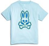 Psycho Bunny Boys' Large Bunny Tee - Sizes XXS-L