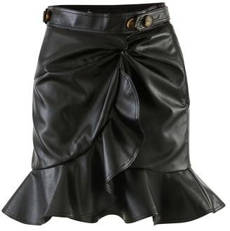Self-Portrait Short skirt
