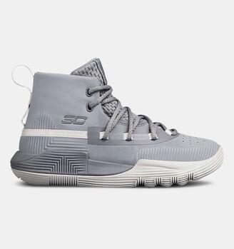 Under Armour Pre-School UA Curry 3Zer0 2 Basketball Shoes