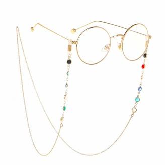 Ever Fairy Eyeglass Chains for Women Glasses Reading Glasses Cords Glasses Holder Strap Lanyards Eyewear Retainer