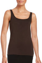Lord & Taylor Iconic Slim Fit Tank