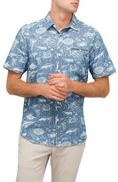 Tommy Bahama Marlin Party Shirt