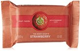The Body Shop Strawberry Soap 3.5 Ounce (Packaging May Vary)