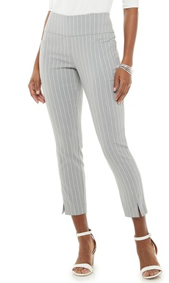 Apt. 9 Women's Tummy Control Millennium Pull-On Ankle Pants