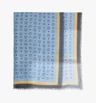 MCM Monogram Wool Shawl