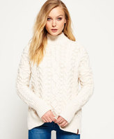 Superdry Kiki Cable Knit Sweater