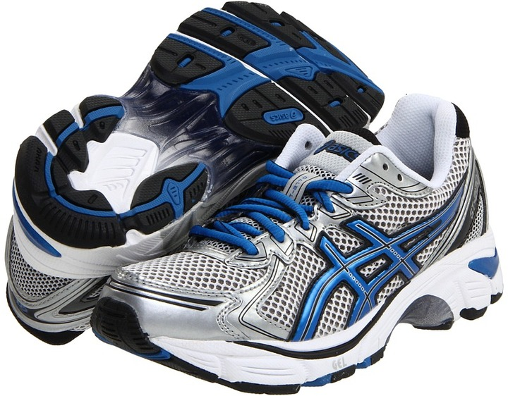 Asics Kids - GT-2170 (Little Kid/Big Kid) (Lightning/Electric Blue/Black) - Footwear