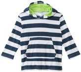 I Play Boys' Organic Terry Hoodie Cover (6mos4yrs) - 8127888