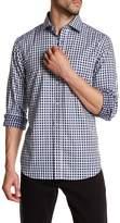 James Tattersall Classic Fit Check Shirt