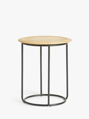 John Lewis & Partners Ennis Side Table, Natural