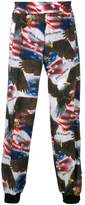 Palm Angels Eagles track pants