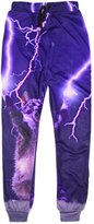 RAISEVERN Galaxy Nebula Sweatpants Joggers Sportswear Pants Trousers for Boys