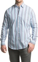 Robert Talbott Anderson Striped Sport Shirt - Cotton, Classic Fit, Long Sleeve (For Men)