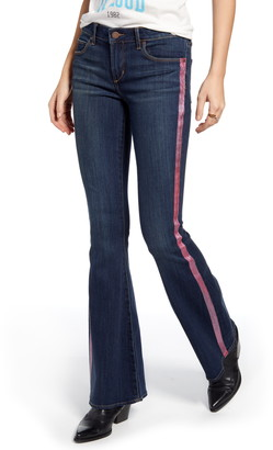 Articles of Society Faith Side Stripe Flare Jeans