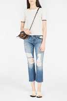Brock Collection Charlie Ripped Jeans