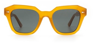 AHLEM Pont Des Arts Peach Sunglasses