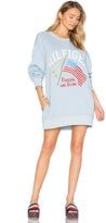 Tommy Hilfiger Patchwork Flag Sweatshirt