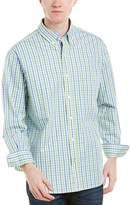 J.Mclaughlin Carnegie Regular Fit Woven Shirt.