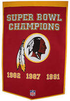 Redskins Winning Streak Washington Dynasty Banner