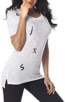 french kiss Letters T-Shirt