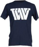Wood Wood WOODWOOD T-shirts