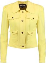 Just Cavalli Crepe jacket