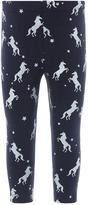 Monsoon Baby Unicorn Foil Legging