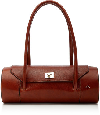 Atelier Manu London Leather Shoulder Bag