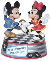 "Precious Moments Disney® Showcase ""Rock Around the Clock"" Musical Figurine"
